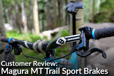 Magura MT Trail Sport Brakes: Customer Review