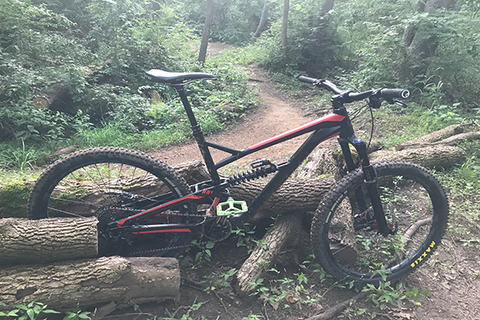 Marzocchi 2019 Bomber CR Coil Shock: Rider Review