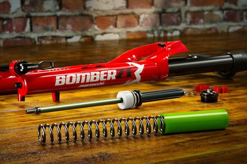 Marzocchi Bomber Z1 Coil Service Set: Rider Review