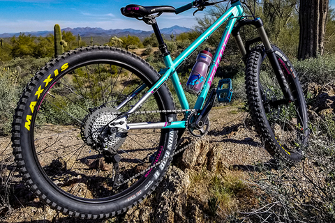 Maxxis Minion DHF and DHRII Tires: Rider Review