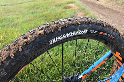 Maxxis Dissector 29 x 2.4 Tubeless Tire: Rider Review