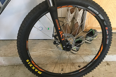 Maxxis Minion DHF and Aggressor Combo: Rider Review