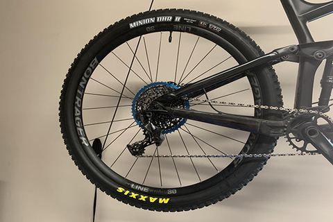Maxxis Minion DHR II Tire [Rider Review]