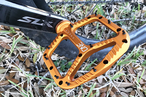 OneUp Components Aluminum Pedals: Rider Review