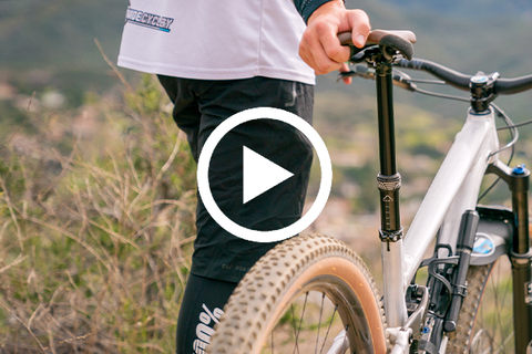 PNW Updates the Rainier Dropper Seat Post and We Reviewed It [Video]