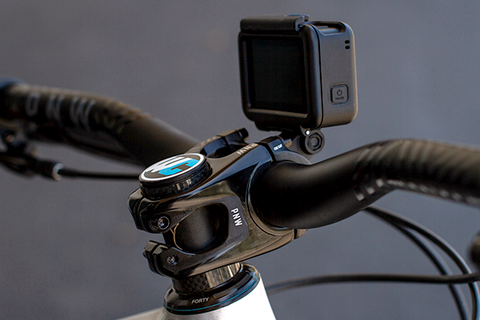 PNW Range Stem with GoPro Mount: Employee Review