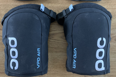 POC Joint VPD Air Knee Guard: Rider Review