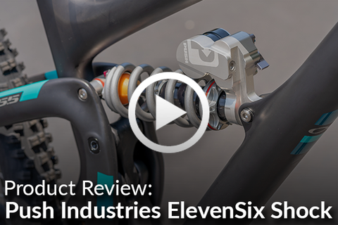 Push Industries ELEVENSIX Coil Rear Shock: Product Review [Video]