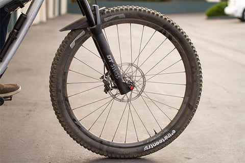 Race Face Next R31 Carbon Mountain Bike Wheelset: Employee Review