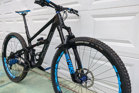 Revel Rascal Frame: Rider Review
