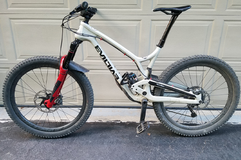 RockShox Lyrik Ultimate Charger 2.1 RC2 Suspension Fork: Rider Review