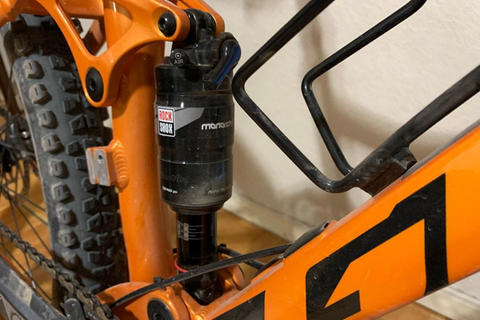 RockShox Monarch RT3 Rear Shock: Rider Review