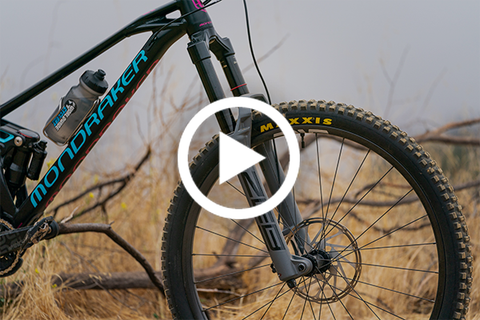 RockShox ZEB Fork - The New Super Enduro Fork [Video]