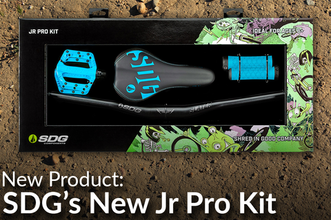 Introducing The SDG Pro Jr Kit (Every Kid Deserves to Shred)