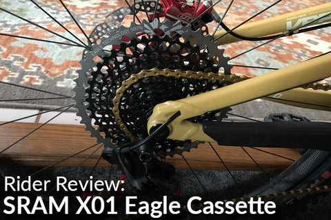 Sram X01 Eagle 12-Speed 10-50t Cassette: Rider Review