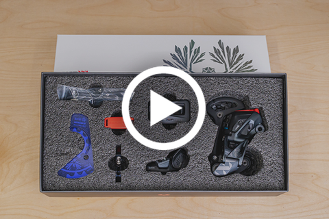 SRAM Eagle AXS Upgrade Kit: Employee Review [Video]