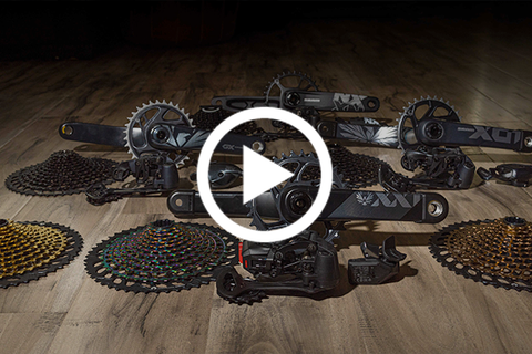 SRAM Eagle Groupsets Compared! XX1 vs X01 vs GX vs NX vs SX [Video]