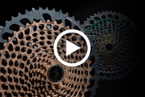 SRAM Launches Updated Eagle Ecosystem! - 520% Range & New Colors [Video]