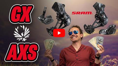 SRAM Eagle GX AXS - New Wireless Drivetrain Made Affordable! [Video]