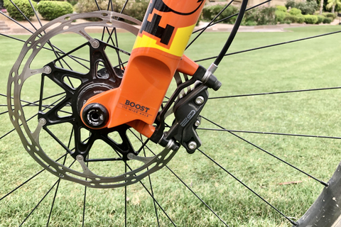 SRAM G2 RSC Hydraulic Disc Brake Set Front & Rear [Rider Review]