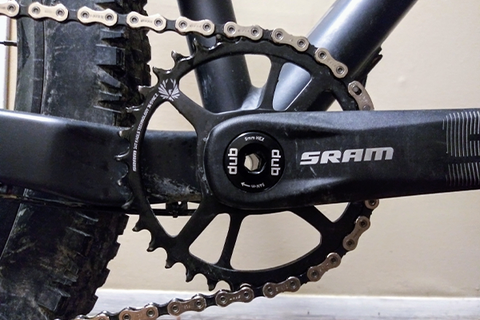 SRAM X-Sync 2 Eagle Steel Chainring: Rider Review