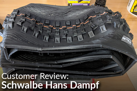 Schwalbe Hans Dampf: Customer Review