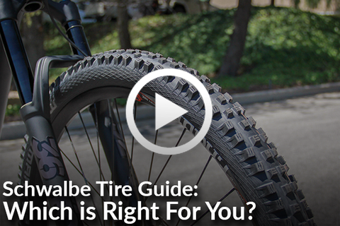 Schwalbe MTB Tire Guide: Which Is Right For You? [Video]