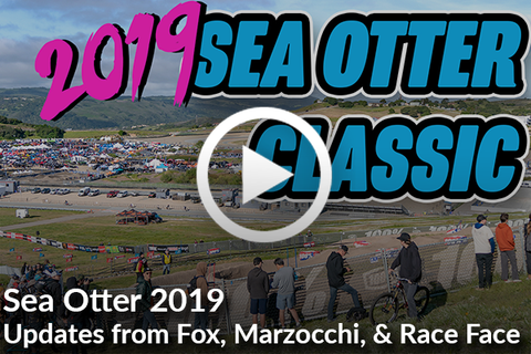 2019 Sea Otter Classic Interviews with Fox Shox, Marzocchi, & RaceFace [Video]