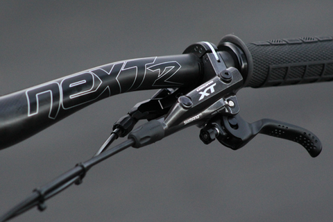 Shimano Deore XT Rear Disc Brake and Lever Set: Rider Review