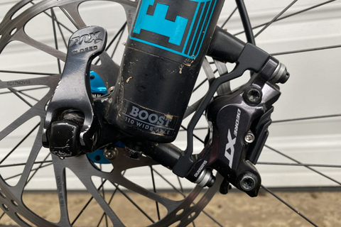 Shimano M8100 and M8120 Disc Brakes [Rider Review]