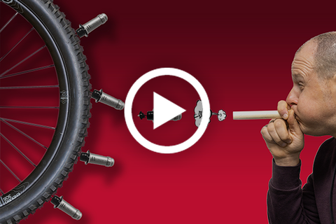 Stan's DART Tool: Can It Fix A Flat Tire Better Than Bacon Strips? [Video]