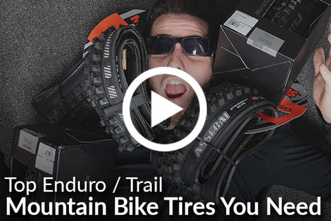 The Top Enduro/Trail Bike Front Tires You Should Be Running [Video]