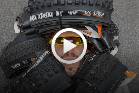 Top MTB XC / Light-Trail Tires You Should be Riding! [Video]