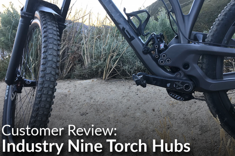 Industry Nine Classic Torch Hubs: Customer Review