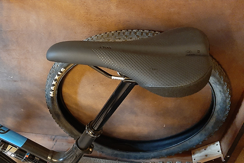 WTB Volt Saddle - Chromoly: Rider Review