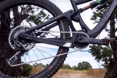 Wolf Tooth Components Drop-Stop Chainring: Rider Review
