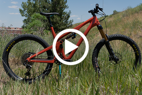 2020 Yeti SB140 - New Mid-Travel Slayer (First Ride & Overview) [Video]