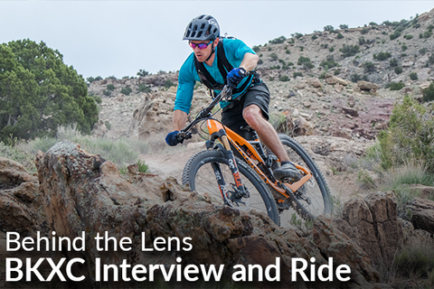 BKXC Interview - Behind the Lens (The Life of a MTB YouTube Star) [Video]