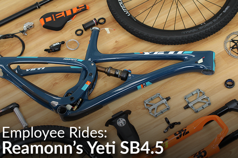 Employee Rides: Reamonn's 2018 Yeti SB4.5 (Custom Dream MTB) [Video]