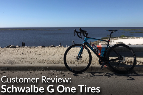 Schwalbe G One Tires: Customer Review