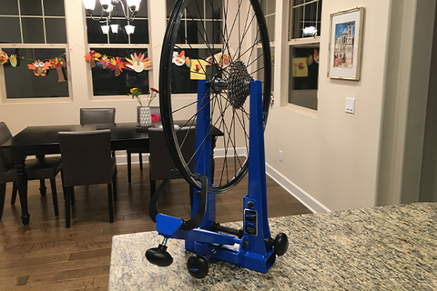 Park Tool TS-2.2P Truing Stands: Rider Review