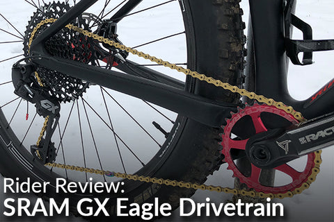 SRAM GX Eagle Groupset: Rider Review