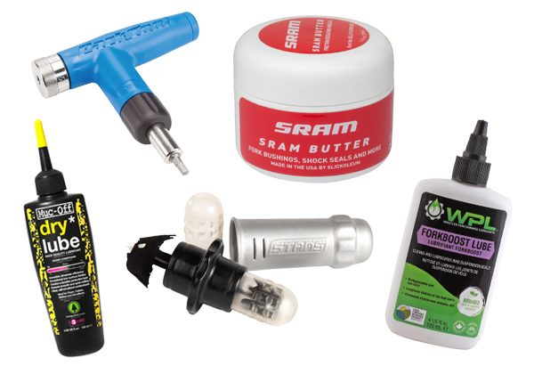 Tools / Lube / Solvents