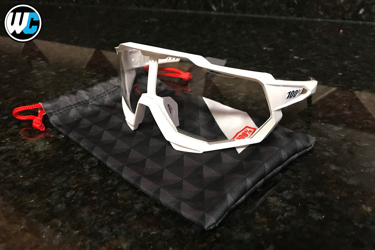100% SpeedTrap Sunglasses Rider Review