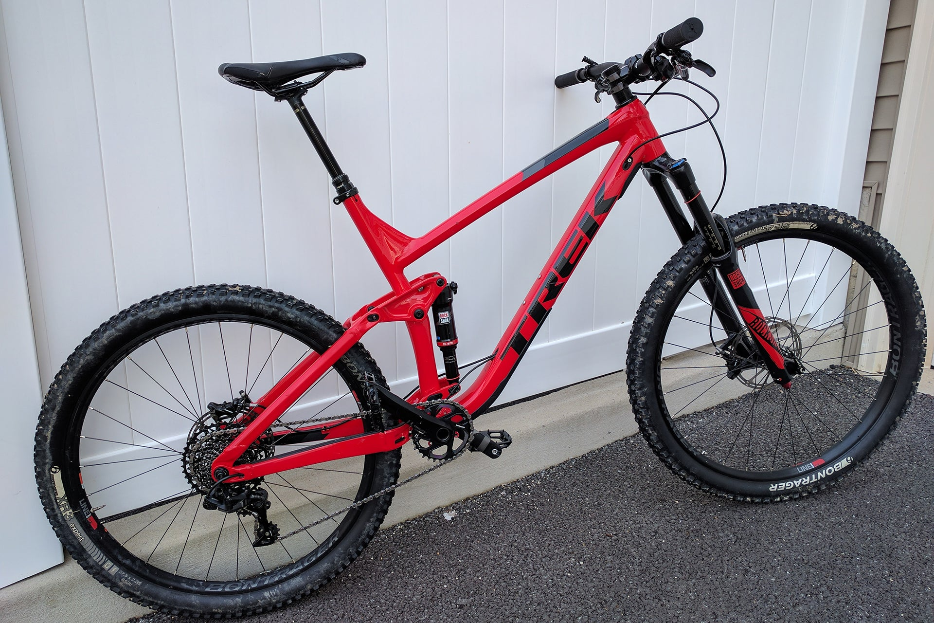 Customer Review: 2017 Trek Remedy 9 RSL