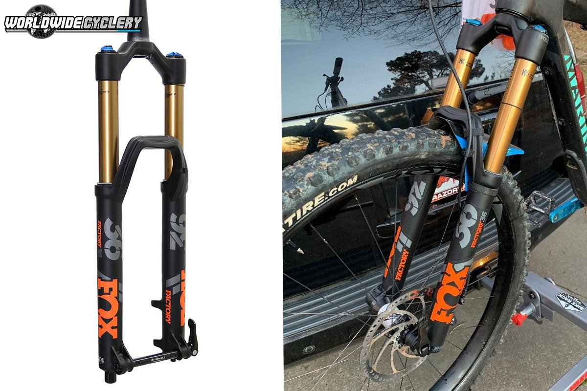 2019 Fox Float 36 Grip2 Rider Review
