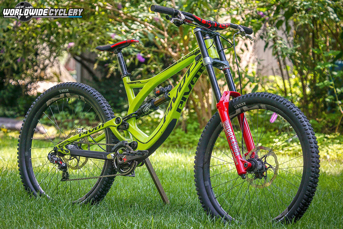 2019 RockShox BoXXer World Cup