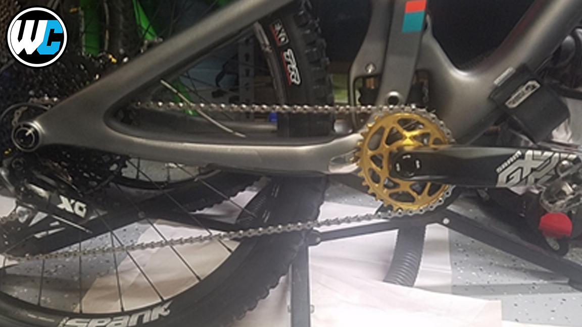 AbsoluteBLACK Oval Narrow-Wide Direct Mount Chainring Rider Review