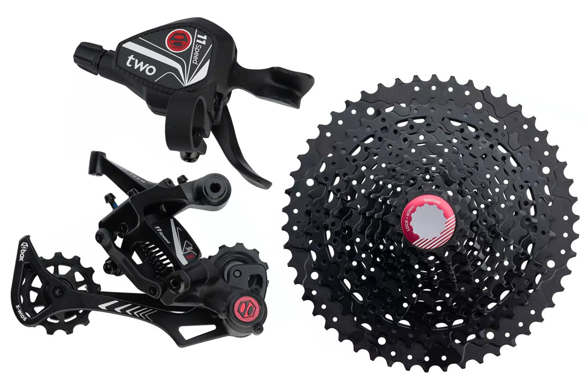Box Components Two Drivetrain Review