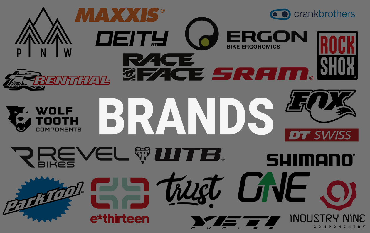 Choose From Dozens Of The Best Brands In The Mountain Bike Industry, Worldwide Cyclery Has Them All!